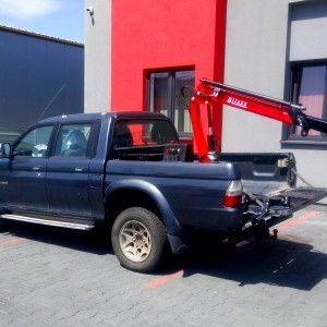 pick up hds mitsubishi