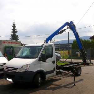HDS na iveco